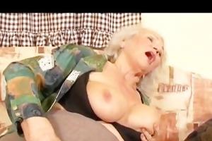 grandma is at it again 1 - scene 3