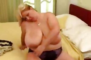large older nympho getting nasty dilettante