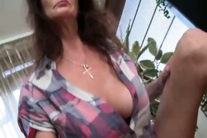 wicked older slut acquires sexually excited
