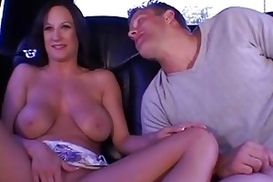 dark brown d like to fuck swallows double loads