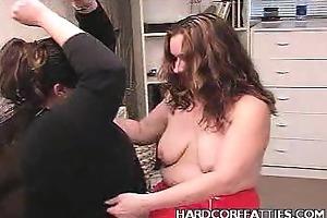 hawt big beautiful woman pecker sharing threesome