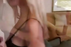 amazing wife awaiting patiently for large dick