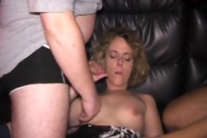 my wife group-fucked in adult theater