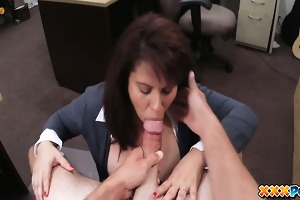 d like to fuck engulfing dong to bail her spouse