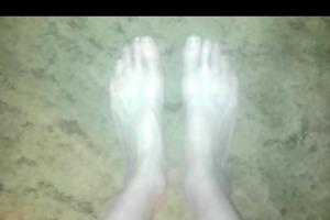 sexe aged feet