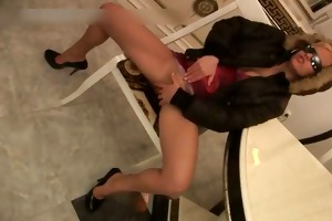 breasty doxy sucking plump rod and receives part1