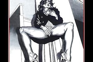 burglary turns into sex bondage for hawt mother i