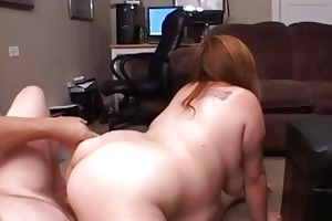 short bulky anal mexican mommy gets...