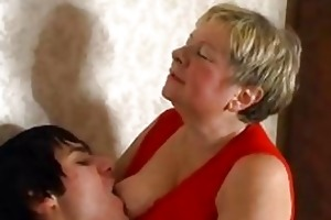 russian granny and guy 143