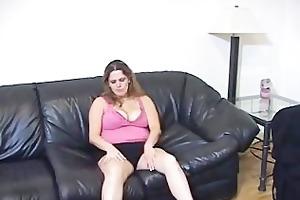 corpulent masturbation teacher does her most