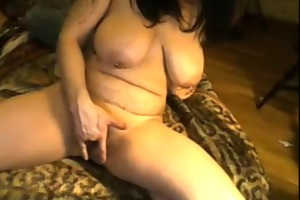 d like to fuck with big boobs rubs her slit