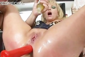 aged d like to fuck acquires anal opening screwed