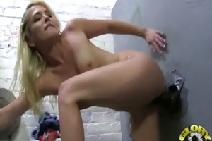 white mother i engulfing and licking a dark