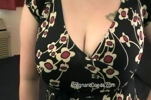plump mamma flashing saggy love melons