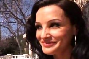lisa ann: fuck me during the time that hubby is
