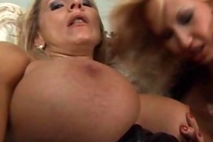zensa raggi discharges a load down tissys face