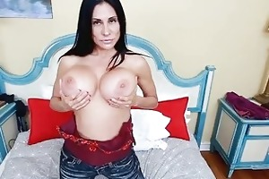lalin girl mother i shiela marie rides a large