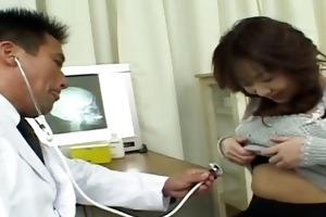 korean doctor and korean anal opening