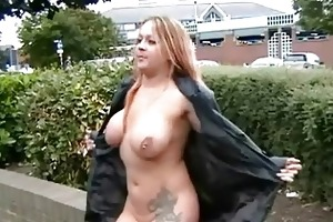 breasty mother i ginas public nudity and english