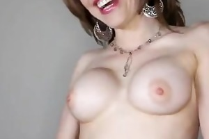 exotic babe drilled pov