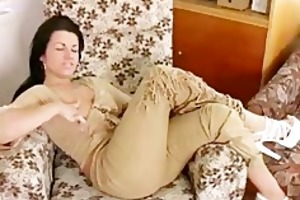 perverted aged with sextoy