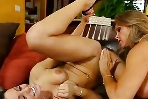 tigth butt tattooed brunette hair receives