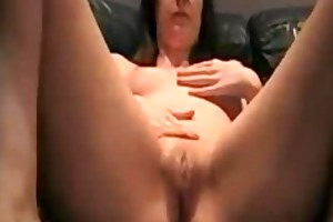 housewife lucy toying fingering and squirting