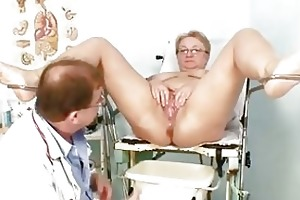 plump older radka acquires real specu...