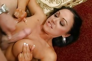 horny breasty d like to fuck doing irrumation and