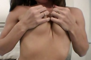 anal nadia slim and playfull