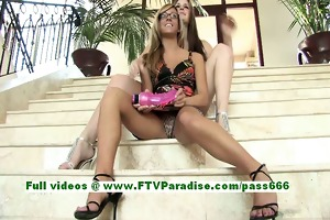 leslie and danielle wicked lesbos toying bawdy